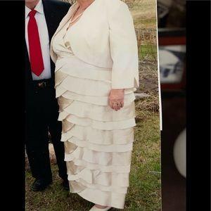 Size 24 women's dress suit
